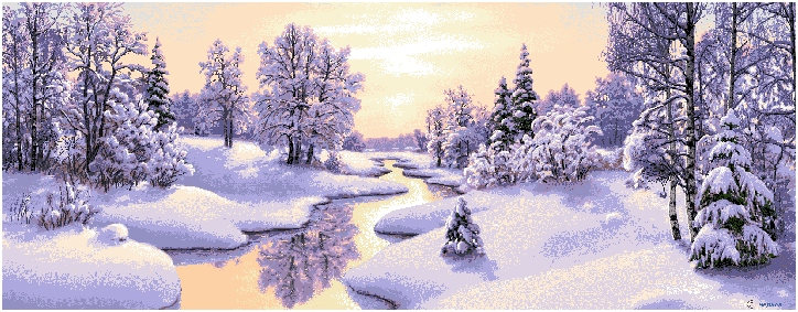 гобелен Родина Зима