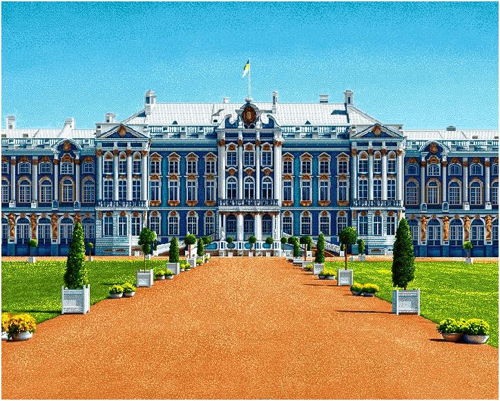гобелен СПб. Екатерининский дворец