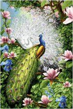 Гобелен в райском саду