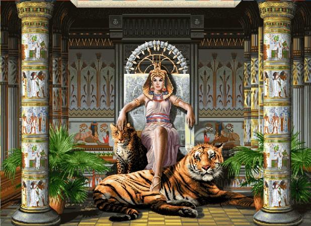 гобелен Великая царица