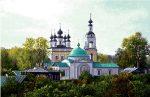 гобелен Плёс Введенская церковь