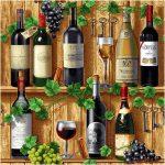 гобелен Виноградное вино