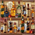 гобелен Виски