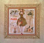 гобелен Багет Париж