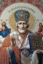 Икона Николай Мерликийский