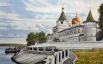 Кострома Ипатьевский монастырь (70х110)