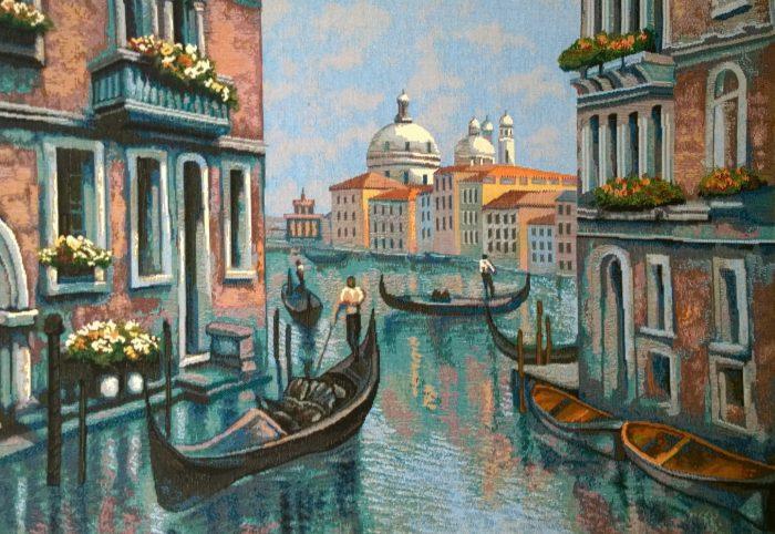 гобелен Вечерняя Венеция