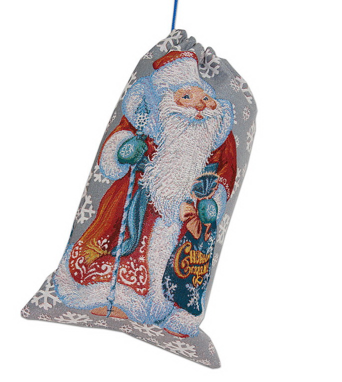 Гобелен мешочек Дед Мороз