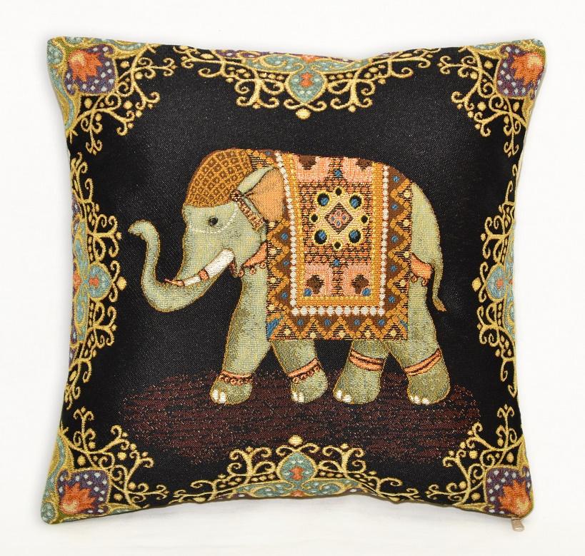 Купить гобелен индийский слон удача