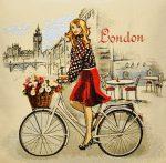 Гобелен леди Лондон