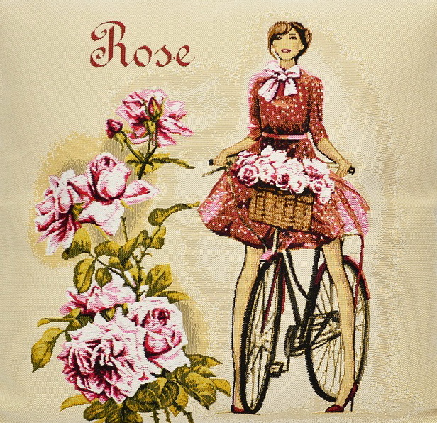 Гобелен леди Роза