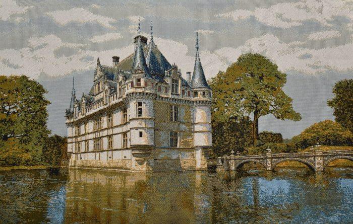 Гобелен замок Азаи