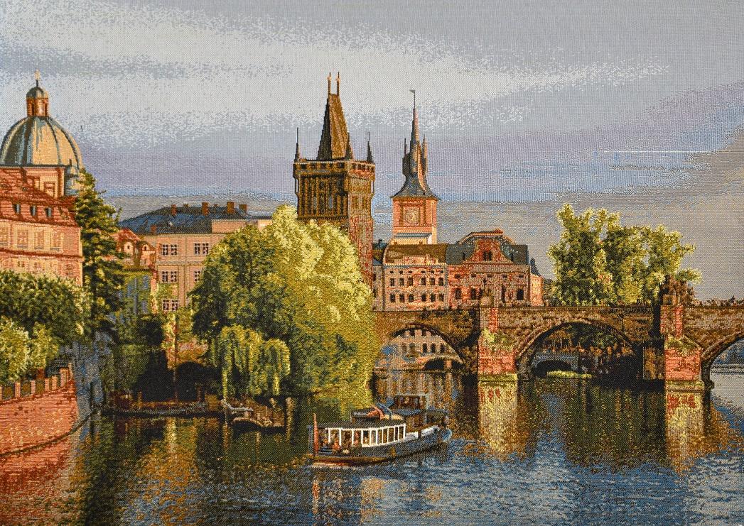 Гобелен Прага 1