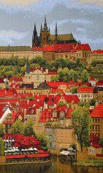 Гобелен Прага 2