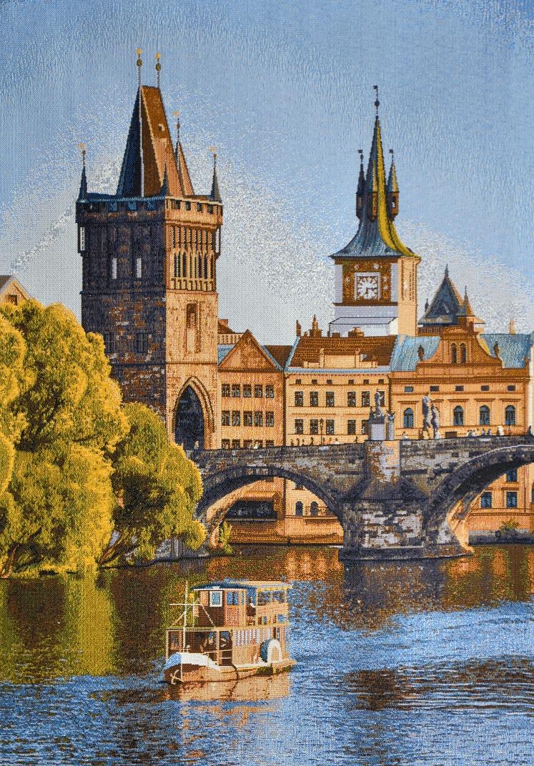 Гобелен Прага 3