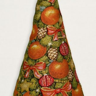 Гобелен апельсиновая ёлка