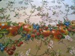 Гобелен скатерть яблоневый цвет