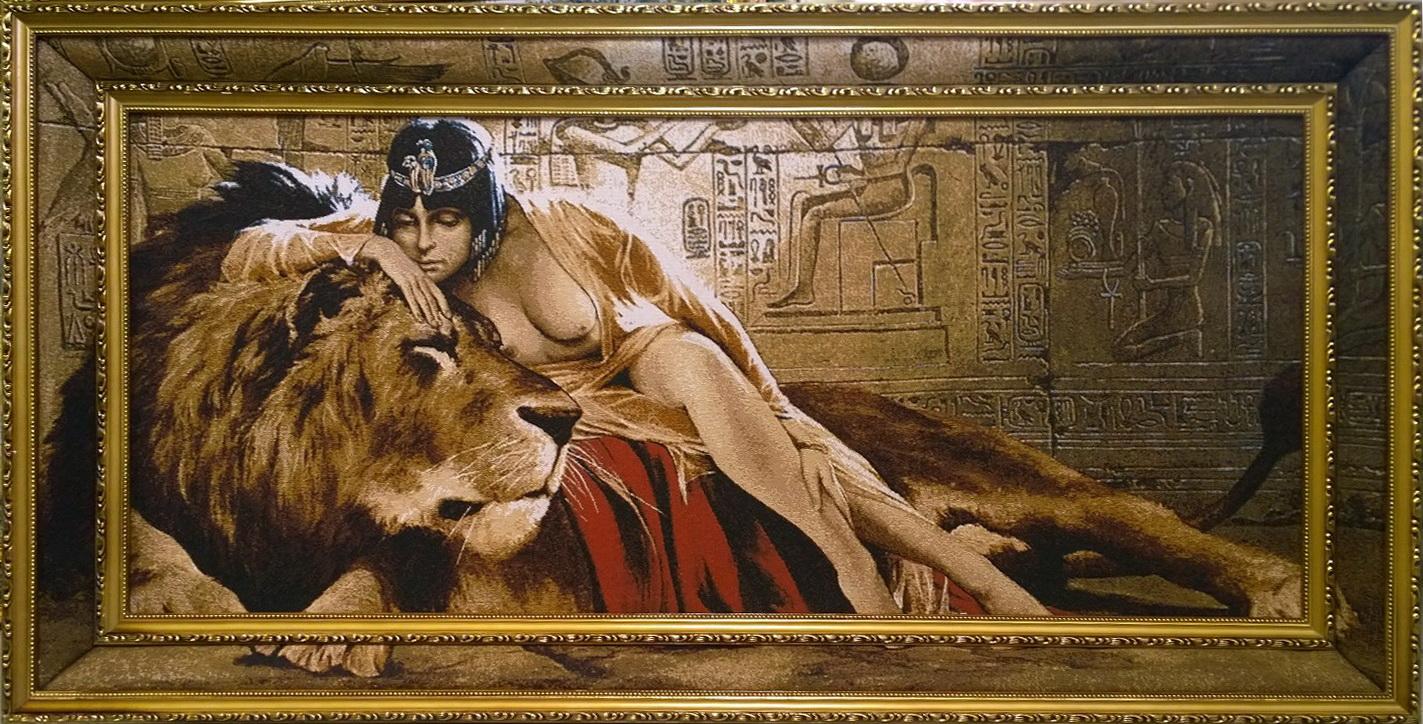 Гобелен клеопатра