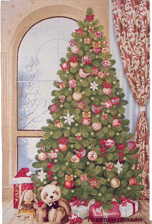Гобелен елка
