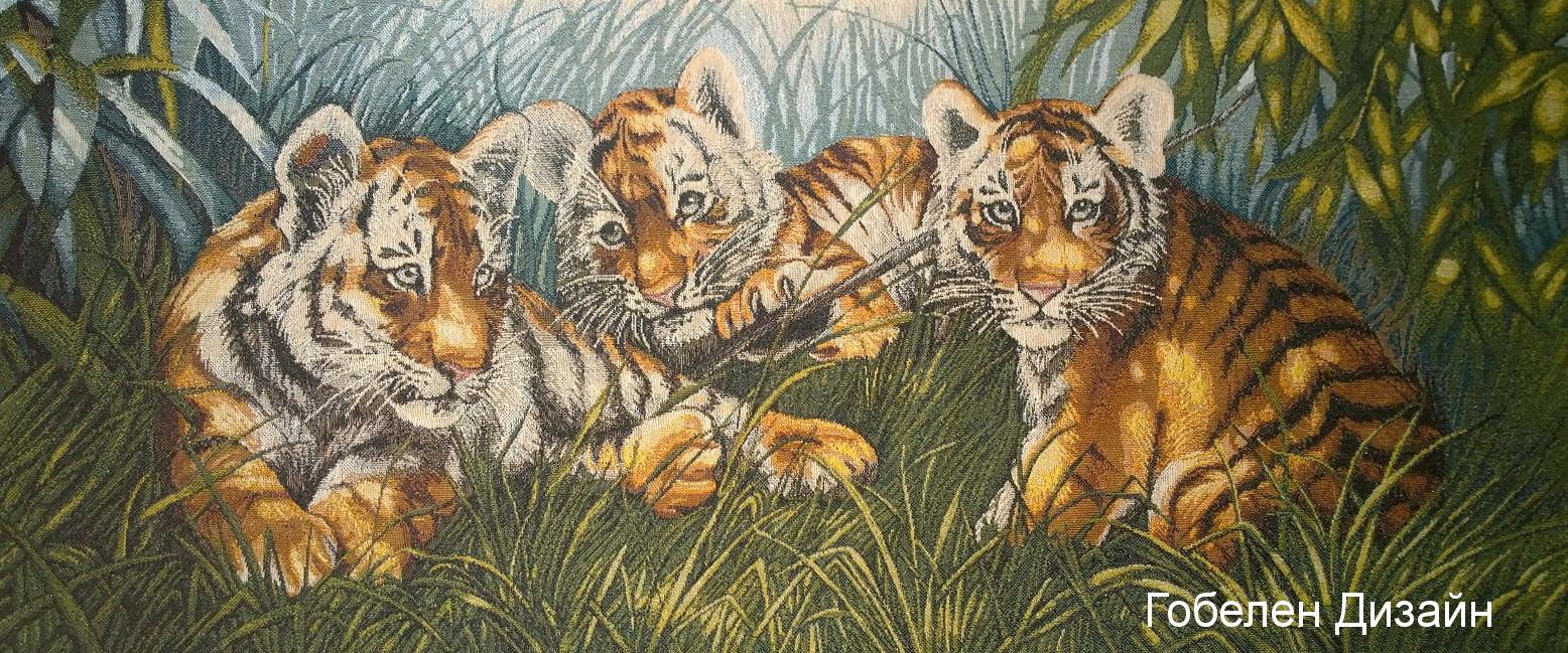 купить картину тигровое братство