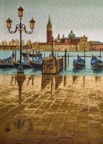 купить картину Венеция осенью