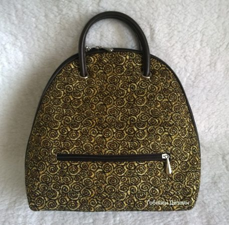 гобеленовый рюкзак