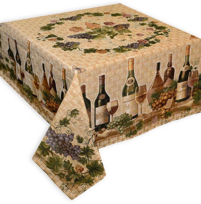 Гобелен аромат вина
