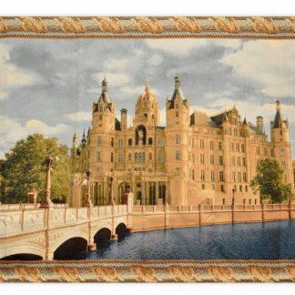 Купить панно замок Шверинский