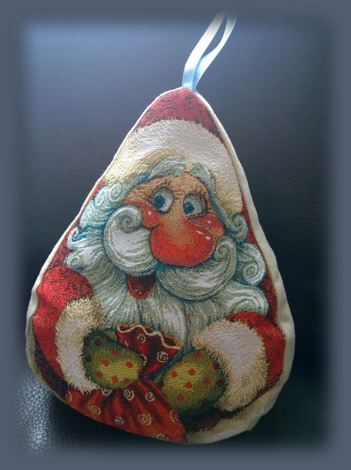 купить гобелен дед мороз для подарка