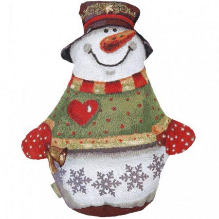 Гобелен снеговик