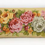 Гобелен цветочная композиция пионы