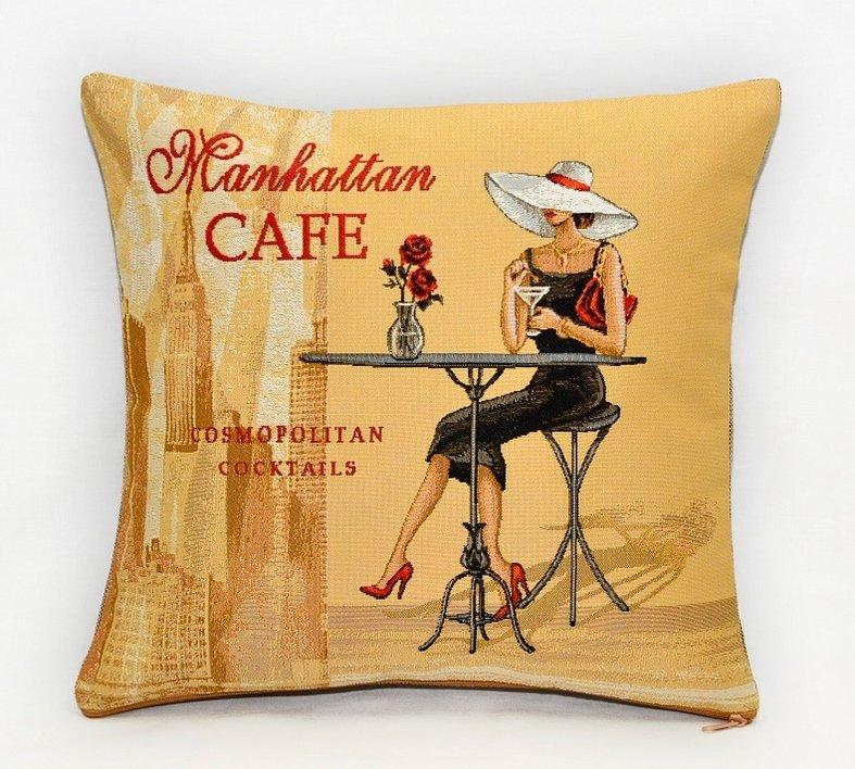 Гобелен кафе Манхэттен