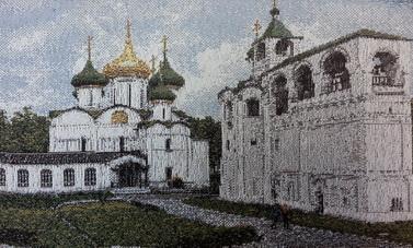 Гобелен Спасо-Преображенский собор