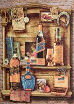 Купить картину виски Шишкин Е
