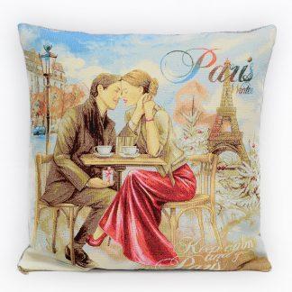 Гобелен романтическое свидание Париж