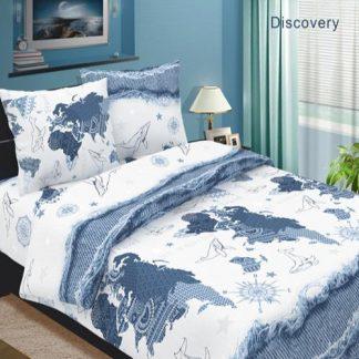 Комплект постельного белья бязь дискавери