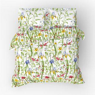 Комплект постельного белья бязь флора