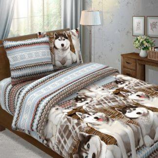 Комплект постельного белья бязь хаски