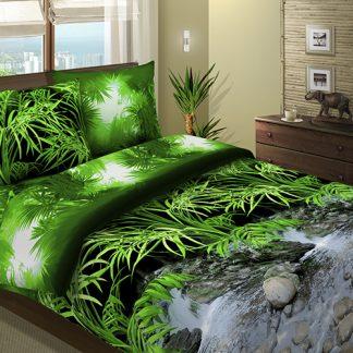 Комплект постельного белья бязь водопад