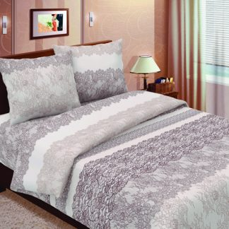 Комплект постельного белья бязь вуаль