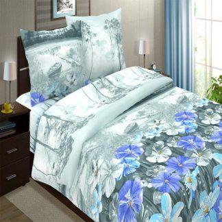Комплект постельного белья поплин гармония