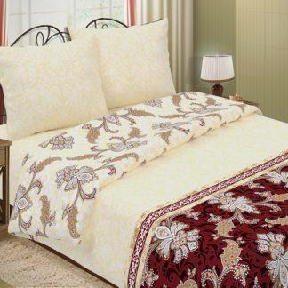 Комплект постельного белья поплин версаль