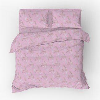 Комплект постельного белья поплин веточка