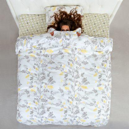 Комплект постельного белья сатин стефани