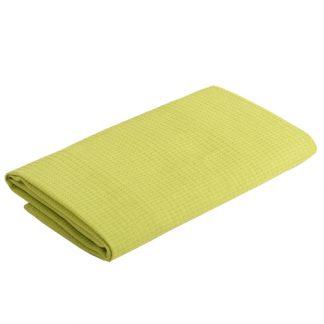 лайм полотенце для кухни вафельное однотонное