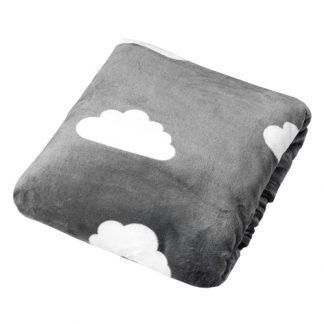 плед облачка из велсофта
